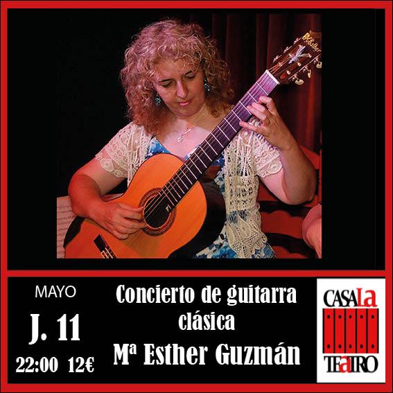 concert de guitare classique