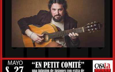 """En Petit comité"". Fernando Lobo"