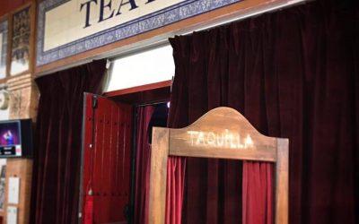CasaLa Teatro en el Mercado de Triana