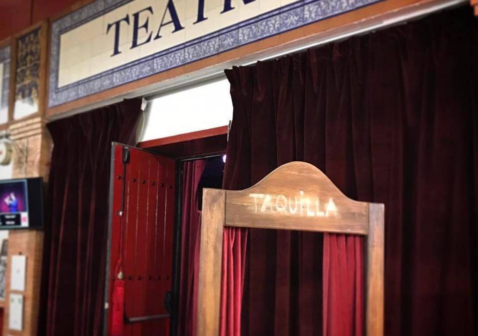CasaLa Theater in the Mercado de Triana