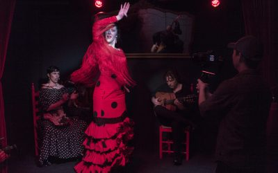Flamenco in Triana lives every day