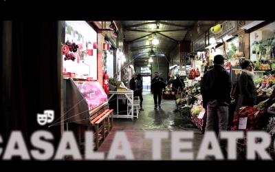 CasaLa Teatro, el puesto de la cultura en el Mercado de Triana