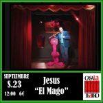 MAGIC SHOW. Jesus, the Magus