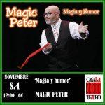 MAGIA Y HUMOR, Magic Peter