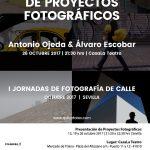 PRESENTACIÓN DE PROYECTOS FOTOGRÁFICOS - Antonio Ojeda y Álvaro Escobar