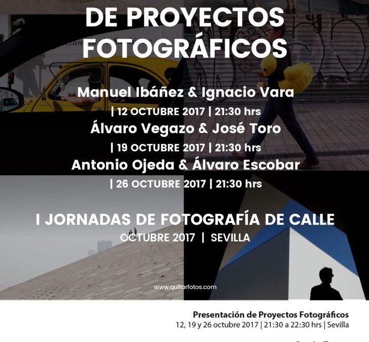 Las 'Jornadas de Fotografía de Calle' llegan a CasaLa Teatro