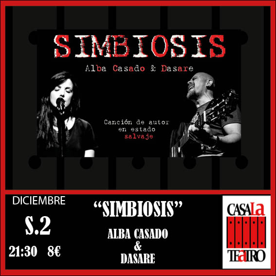 SIMBIOSIS. Married Alba & Based