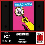 MICROIMPRO. Monano and Jorge Luque