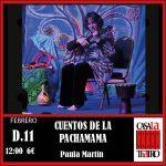 CONTES Pachamama, Paula Martin