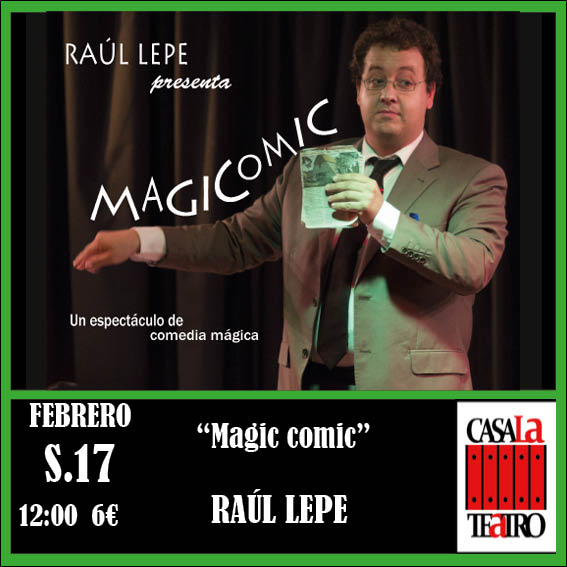 MAGIC AND COMEDY