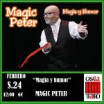 MAGIA Y HUMOR, Magic Peter