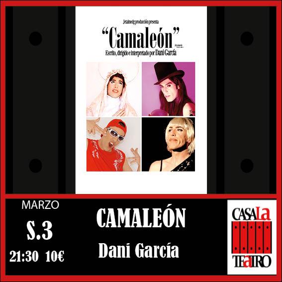 CHAMELEON . Dani García