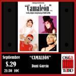 CAMALEÓN con Dani García.