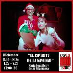 THE SPIRIT OF CHRISTMAS with Marta González and Oscar Salamanca