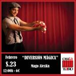 FUN MAGIC avec Mago Alexku