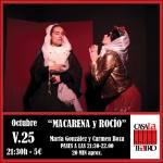 MACARENA Marta González ET DEW et Carmen Boza