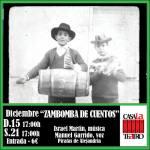 ZAMBOMBA DE CUENTOS