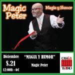 MAGIC AND HUMOR with Magic Peter