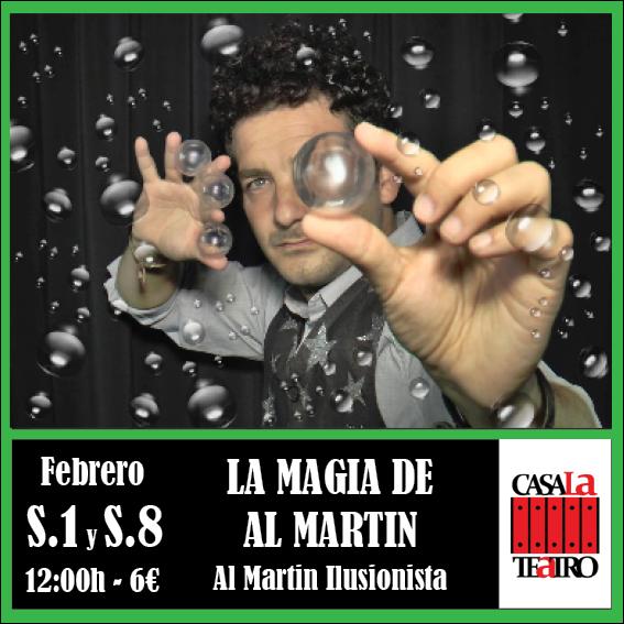 Magic Al Martin