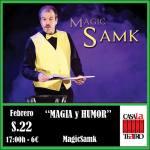 Magie et humour avec MagicSamk