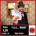 3,2,1 ... magic with the Wizard Alexku
